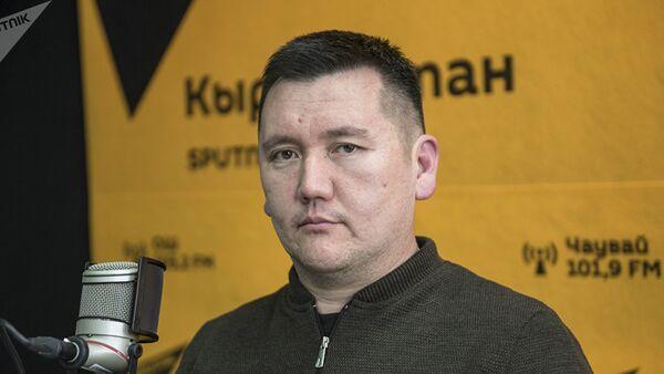 Психолог Ильдар Акбутин - Sputnik Азербайджан
