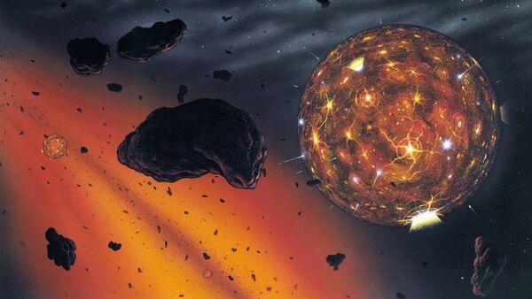 Метеорит - Sputnik Азербайджан