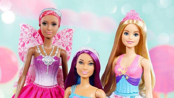 Куклы Барби - Sputnik Азербайджан