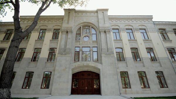 Здание Министерства здравоохранения Азербайджанской Республики - Sputnik Азербайджан