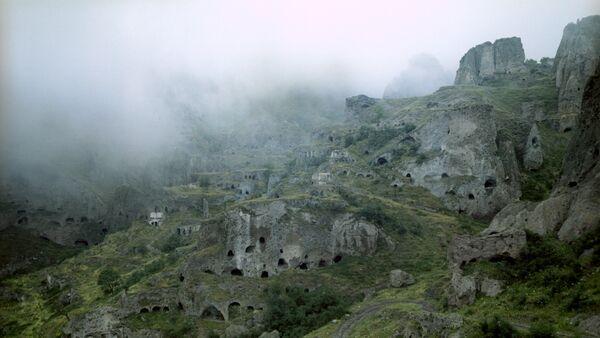 Поселок Хндзореск в Зангезуре - Sputnik Азербайджан