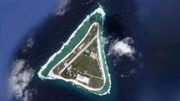 Minami-Torişima adası - Sputnik Azərbaycan