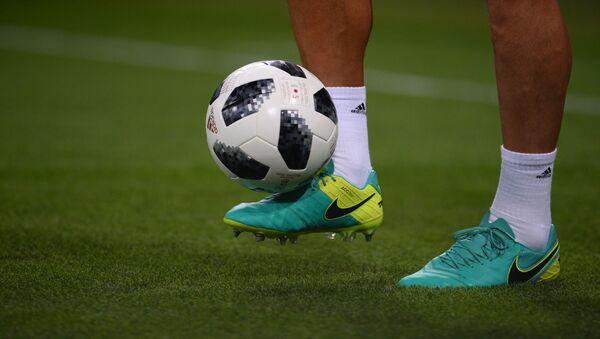 Футбол. Товарищеский матч. Аргентина - Нигерия - Sputnik Азербайджан
