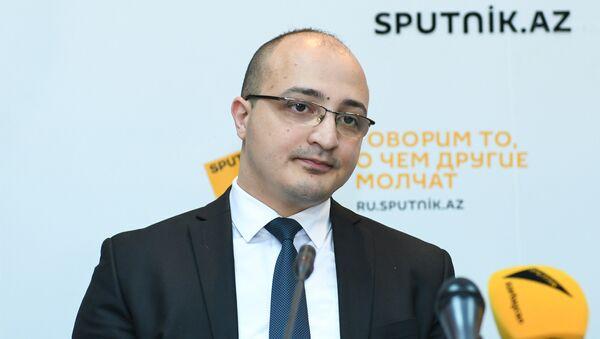 Zaur Məmmədov - Sputnik Azərbaycan