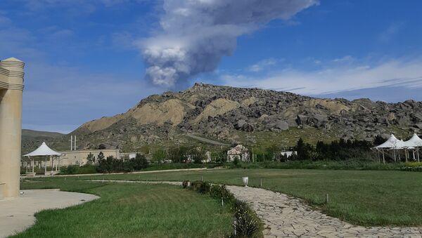 Qobustan - Sputnik Azərbaycan