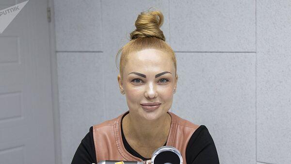 Психолог Алина Владова - Sputnik Азербайджан