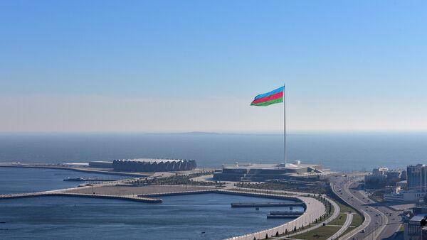 Dövlət Bayrağı meydanı - Sputnik Azərbaycan