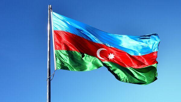 Azərbaycan bayrağı - Sputnik Azərbaycan