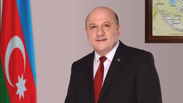 Hüseyn Abdullayev - Sputnik Azərbaycan