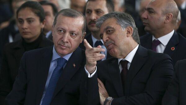 Abdullah Gül və Ərdoğan - Sputnik Azərbaycan