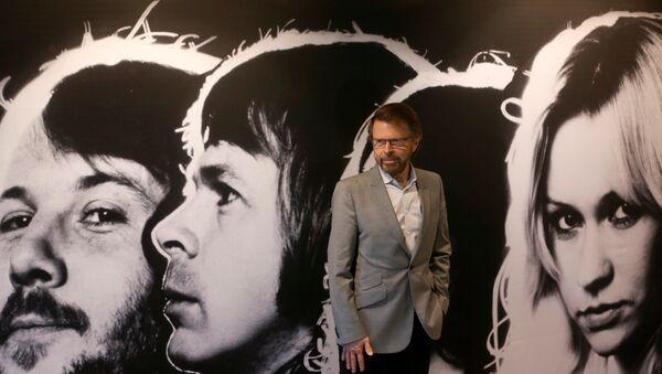 Бьорн Ульвеус, член легендарной шведской поп-группы, ABBA - Sputnik Азербайджан