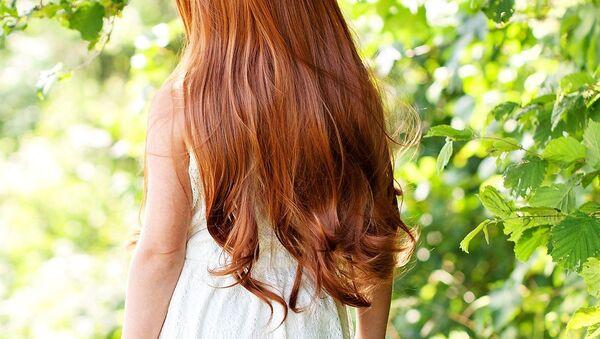 Uzun saçlı qız - Sputnik Azərbaycan