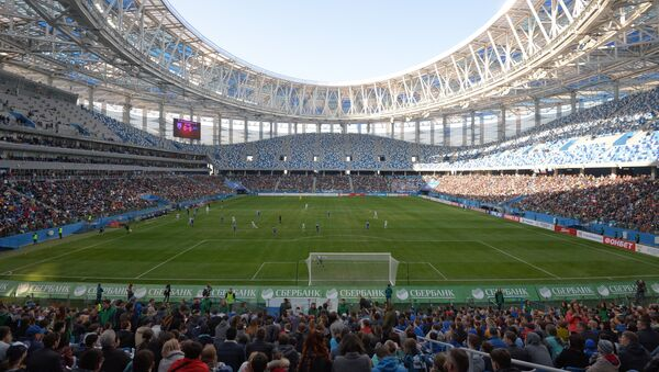 Стадион Нижний Новгород - Sputnik Азербайджан