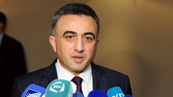 Председатель Коллегии адвокатов Анар Багиров - Sputnik Азербайджан