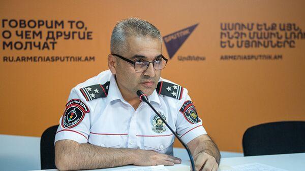 Даниэл Даниелян - Sputnik Азербайджан