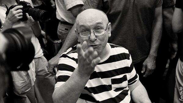 Директор рок-группы Машина времени Владимир Сапунов - Sputnik Азербайджан