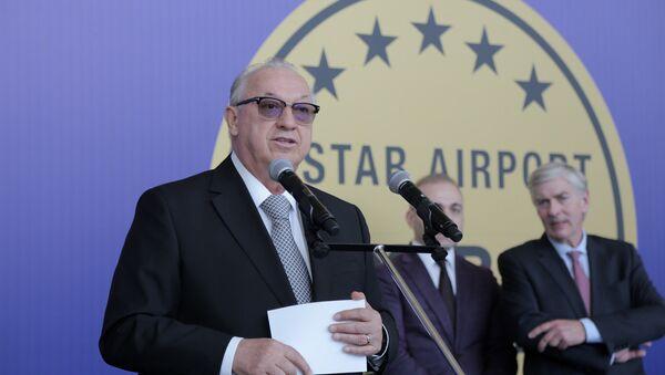 Президент Азербайджанских Авиалиний Джахангир Аскеров - Sputnik Азербайджан