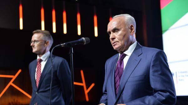 Заместитель министра иностранных дел Азербайджана Махмуд Мамедгулиев - Sputnik Азербайджан