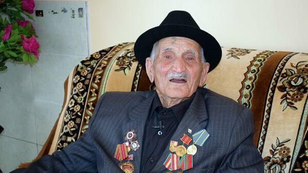 II Dünya müharibəsi veteranı Əmrah Məmmədov - Sputnik Azərbaycan