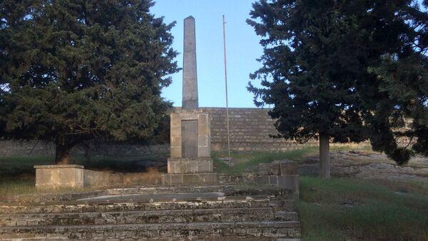 Парк памяти погибшим на II мировой войне - Sputnik Азербайджан