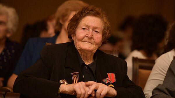 Ветеран Второй мировой войны Валентина Шульгина - Sputnik Азербайджан