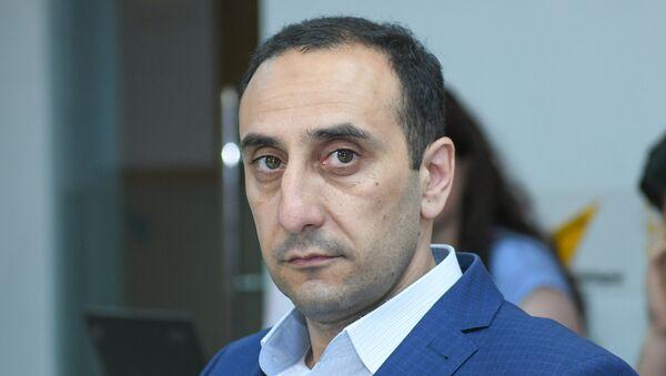 Историк, руководитель Центра истории Кавказа Ризван Гусейнов - Sputnik Азербайджан