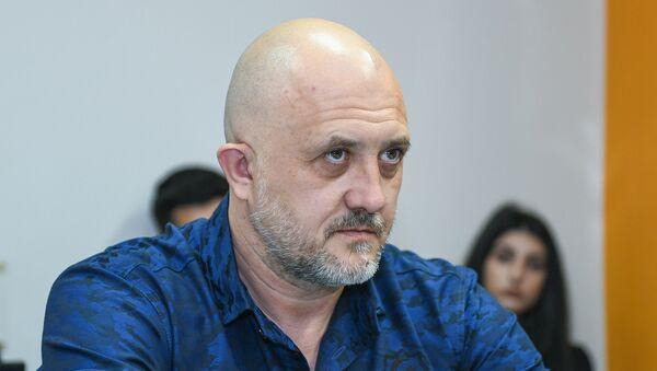 Журналист и политический обозреватель Евгений Михайлов - Sputnik Азербайджан
