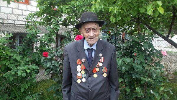 Ветеран Великой Отечественной войны Сафар Мусаев - Sputnik Азербайджан