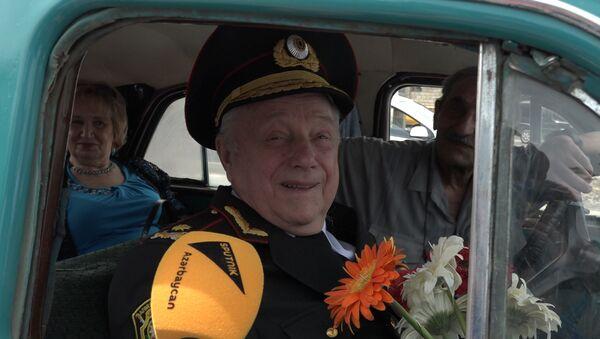 Как ветераны встретили праздник в Баку - Sputnik Азербайджан