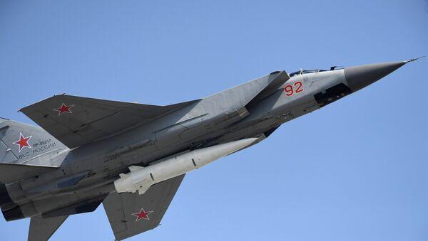 Kinjal aviasiya raket kompleksi - Sputnik Azərbaycan
