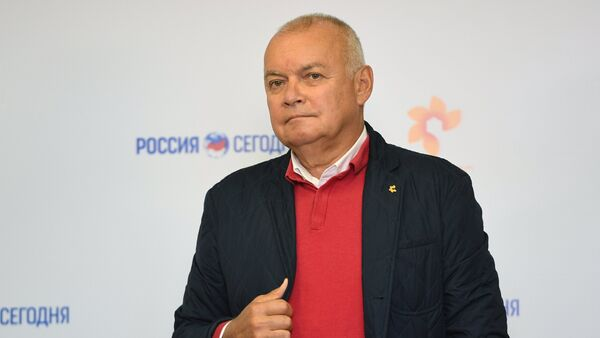 Генеральный директор МИА Россия сегодня Дмитрий Киселев - Sputnik Азербайджан