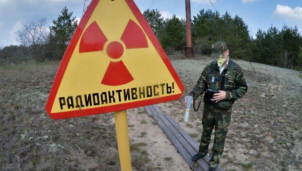 Белорусский сектор зоны отчуждения Чернобыльской АЭС - Sputnik Azərbaycan