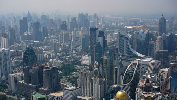 Бангкок, Таиланд - Sputnik Азербайджан