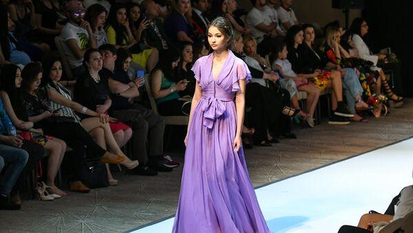 Завершающий день седьмого сезона Azerbaijan Fashion Week - Sputnik Азербайджан