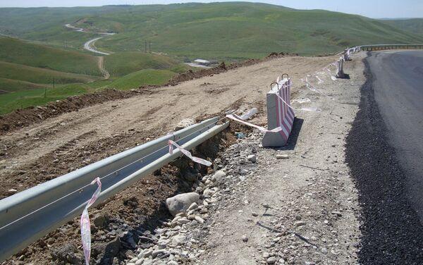 В Шамахинском районе активизировались оползневые процессы - Sputnik Азербайджан