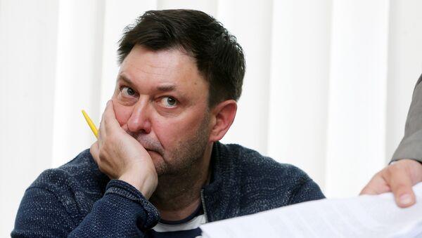 Арестованный Кирилл Вышинский - Sputnik Азербайджан