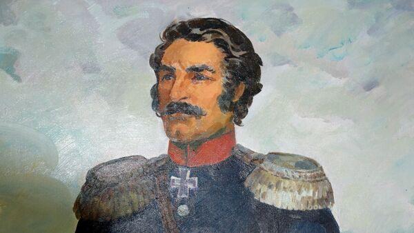 İsmayıl bəy Qutqaşınlının portreti - Sputnik Azərbaycan