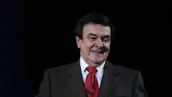 Известный певец Муслим Магомаев - Sputnik Азербайджан