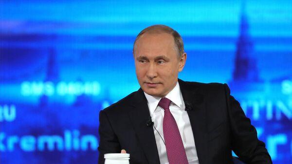 Putin - Sputnik Azərbaycan