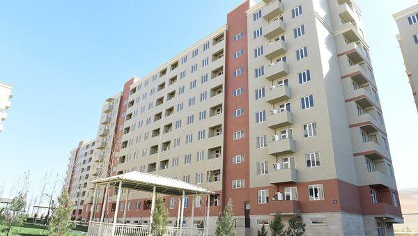 Жилой комплекс Гобу Парк - Sputnik Азербайджан