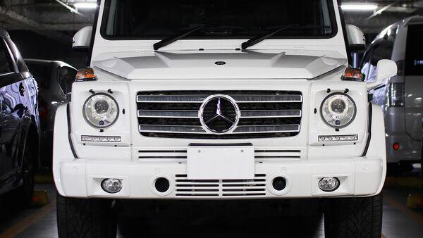 Mercedes Benz G63, фото из архива - Sputnik Азербайджан