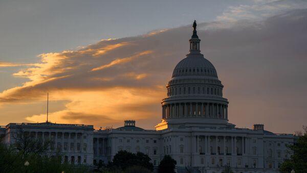 Конгресс США - Sputnik Азербайджан