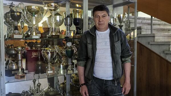 Ринат Дасаев - Sputnik Азербайджан