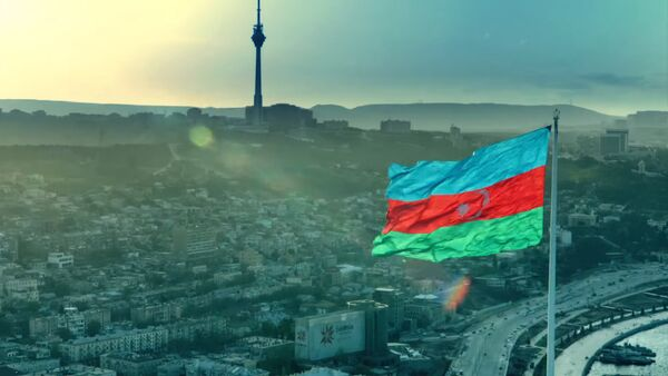 Кадр из клипа Эмина Агаларова Азербайджан - Sputnik Азербайджан
