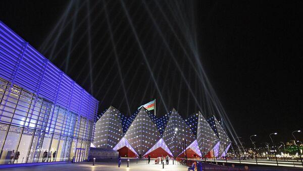 Спортивно-концертный комплекс Baku Crystal Hall  - Sputnik Азербайджан