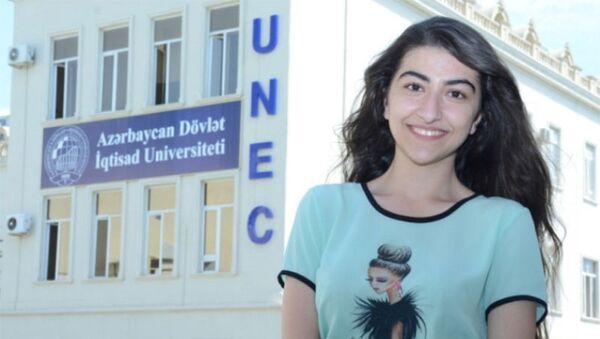 Cahan Həşimzadə - Sputnik Azərbaycan