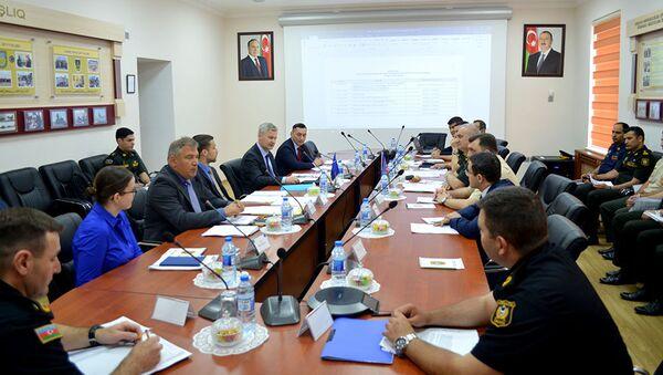В Баку состоялась рабочая встреча с группой экспертов НАТО по ППА - Sputnik Азербайджан
