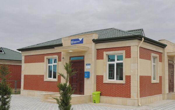 Здание почтового отделения в Джоджуг Мерджанлы - Sputnik Азербайджан
