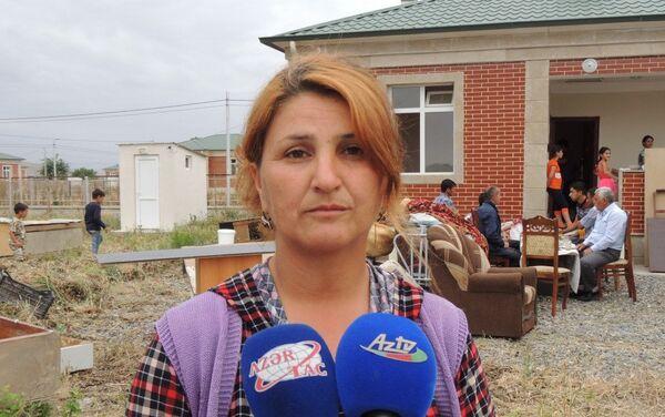 Жительница села Джоджуг Мерджанлы Алмаз Гусейнова - Sputnik Азербайджан