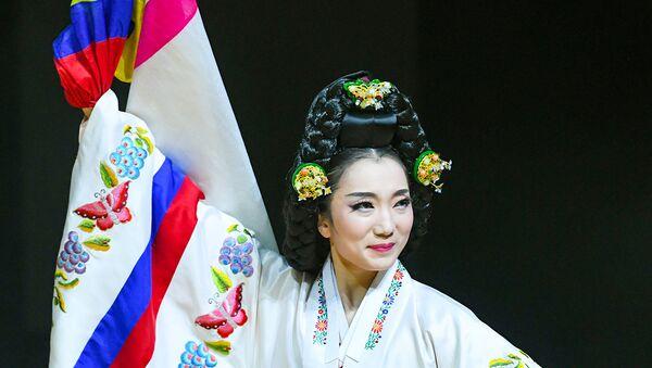 Вечер корейской культуры в Баку - Sputnik Азербайджан